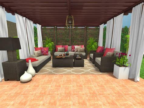 backyard living room ideas 10 top ideas for outdoor living roomsketcher blog