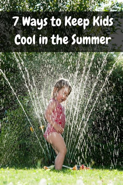 Cool Ways To In Summer by 7 Ways To Keep Cool In The Summer This Lil Piglet