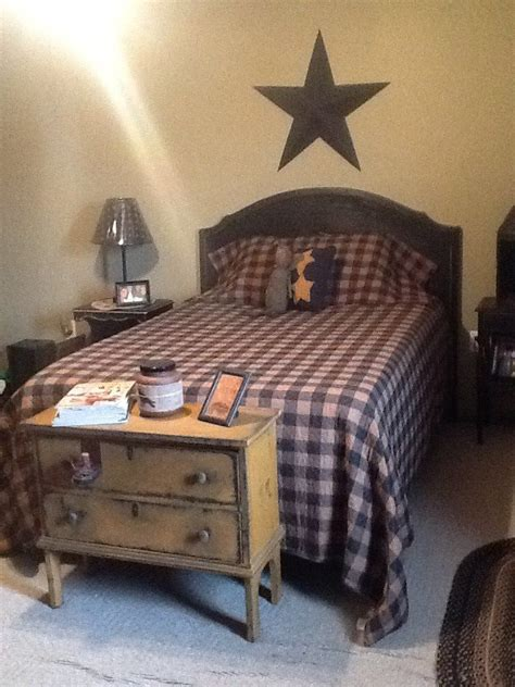 primitive bedroom decor 25 best ideas about primitive country bedrooms on