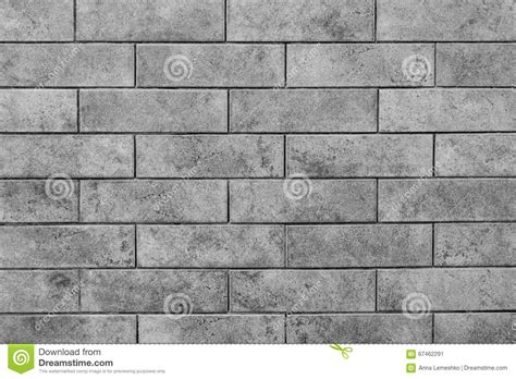grey brick tile wall stock image image of magenta design