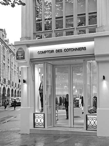 Comptoir Des Cotonniers Recrutement by La Marque Comptoir Des Cotonniers