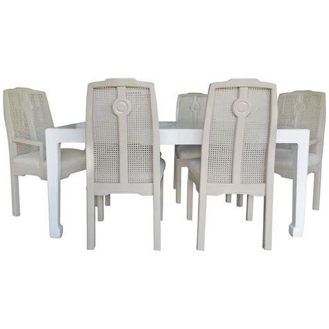 drexel dining room set 1960s drexel regency chinoiserie dining room set