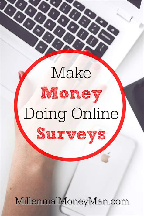 Earn Money Doing Surveys - can you make money with online surveys