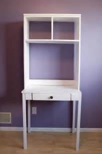 desk and hutch white cubby desk and hutch diy projects
