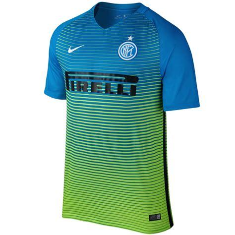 Jersey Intermilan nike inter milan third 16 17 soccer jersey light blue