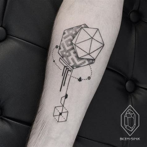 geometric shapes tattoo geometric designs best ideas gallery