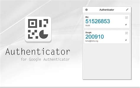 chrome google authenticator access google authenticator on the desktop