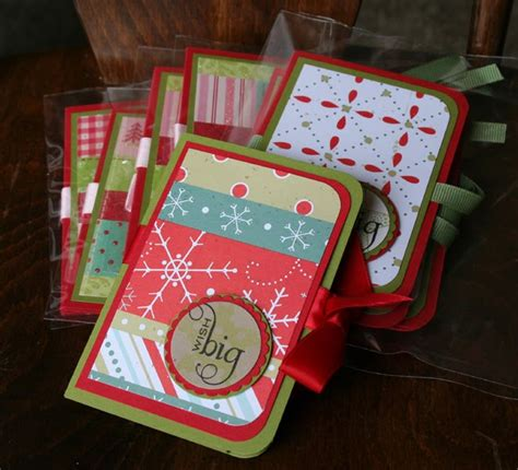 Handmade Gift Cards - jademingmei designs gift card holders