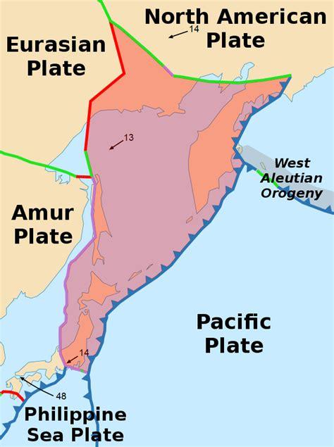 earthquake atlantica okhotsk plate wikipedia