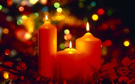beautiful christmas pictures beautiful christmas candles wallpaper 1920x1200 26233