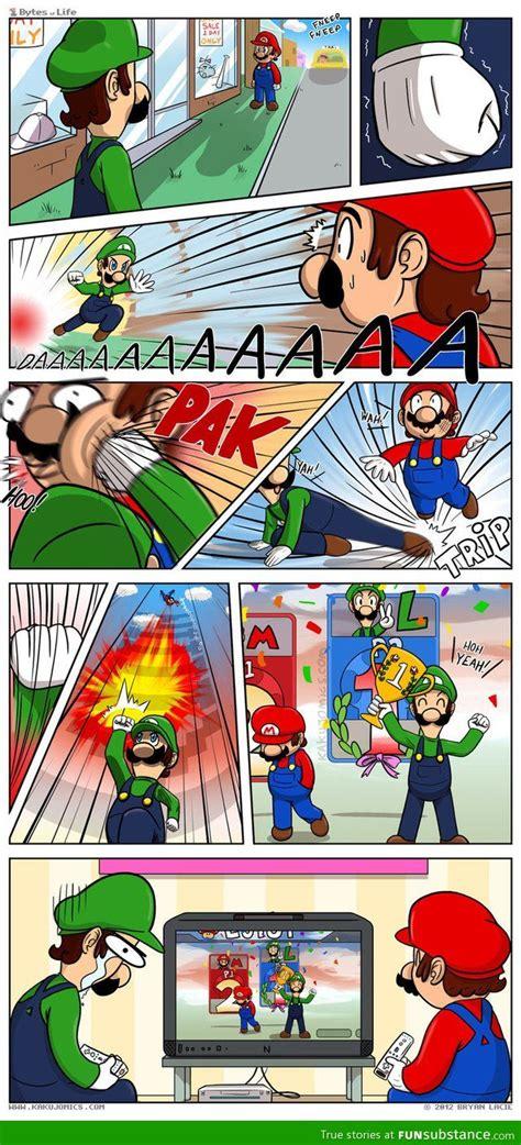 Meme Mario Game