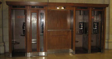 new york woodworking wooden phone booths ephemeral new york