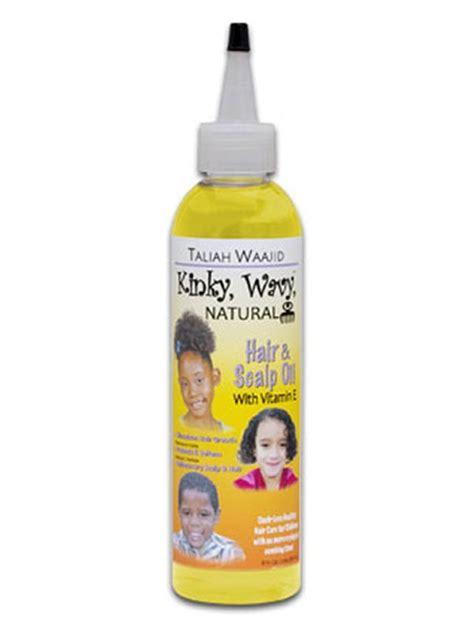 vitamin e oil and black hair taliah waajid kinky wavy natural hair hair scalp oil