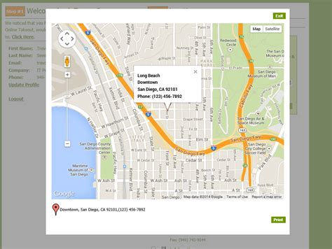 print driving directions from google maps feature details smarter takeout