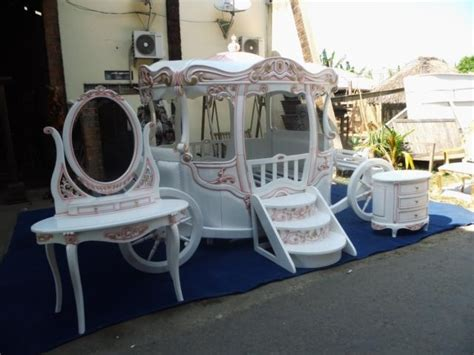 princess carriage bed cinderella bed pumpkin carriage bed custom furniture