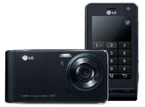Hp Lg Ku990 web 2 0 cameras cameras created specifically for make diy production easier than