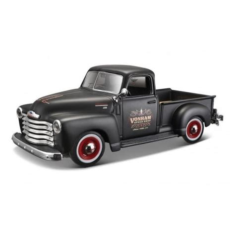 Maisto Design 1950 Chevrolet 3100 125 maisto 1950 chevrolet 3100 outlaws 1 25 scale diecast car maisto from jumblies models uk