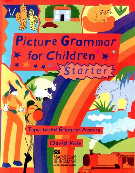 for toddlers picture grammar for children starter