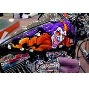 When Choosing What To Have Done As Far A Custom Motorcycle Paint