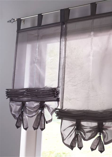 curtains balcony liftable kitchen balcony curtains sheer voile window