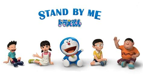 film doraemon stand by me menceritakan tentang stand by me doraemon 2014 backdrops the movie