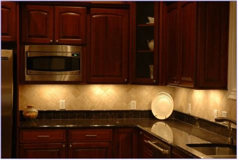 cabinet lighting benefits and options