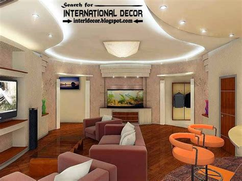 Modern False Ceiling Designs Living Room 15 Modern Pop False Ceiling Designs Ideas 2017 For Living Room