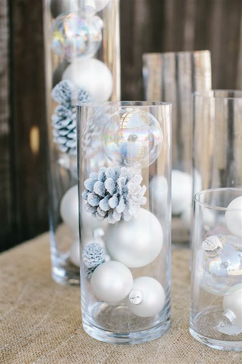 fabulous artificial wedding centerpieces decorating ideas winter wonderland decorations on a budget