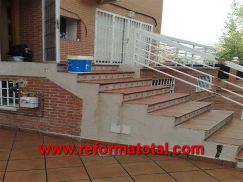 modelos de escaleras exteriores para casas gt 052 10 fotos escaleras para exteriores reforma total en
