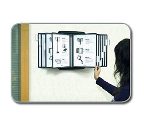 Flip And Find Desk Organizer Flip Find Fds012 Display Document End 6 25 2017 12 15 Pm