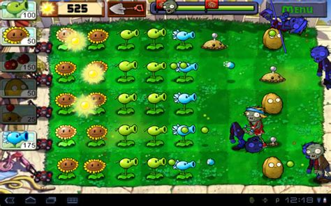 plants vs 6 plants vs zombies for android