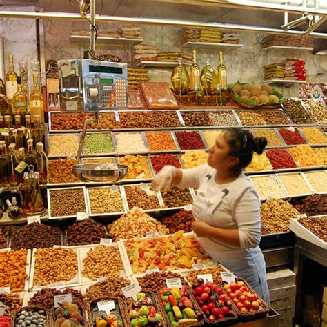 best foods on the market best markets in barcelona travel leisure