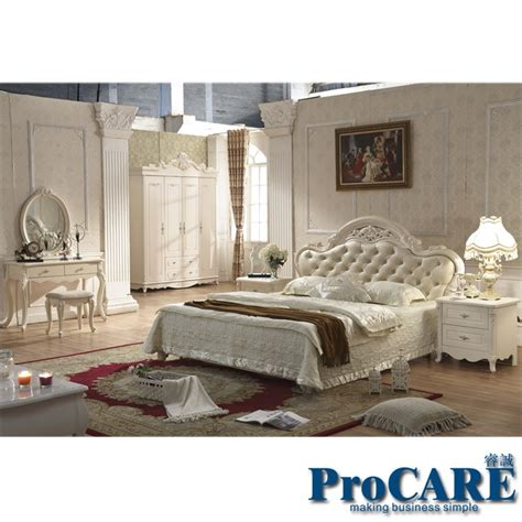 White Carved Bedroom Furniture by Buy Wholesale Bedroom Furniture Sets From