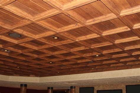 Hardwood Ceiling Panels Classic Coffers Gallery Historic Timber And Plank