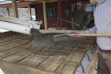 poured concrete homes monolithic poured concrete true brick ovens monolithic pour