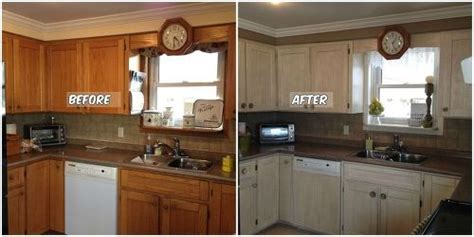 kitchen cabinets facelift should i re stain or paint my cabinets hometalk