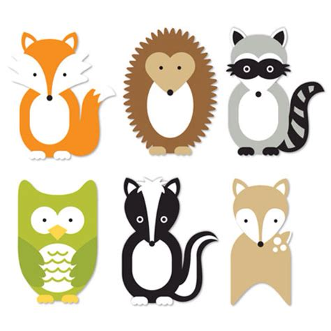 printable animal graphics name tags trendy family must haves for the entire family