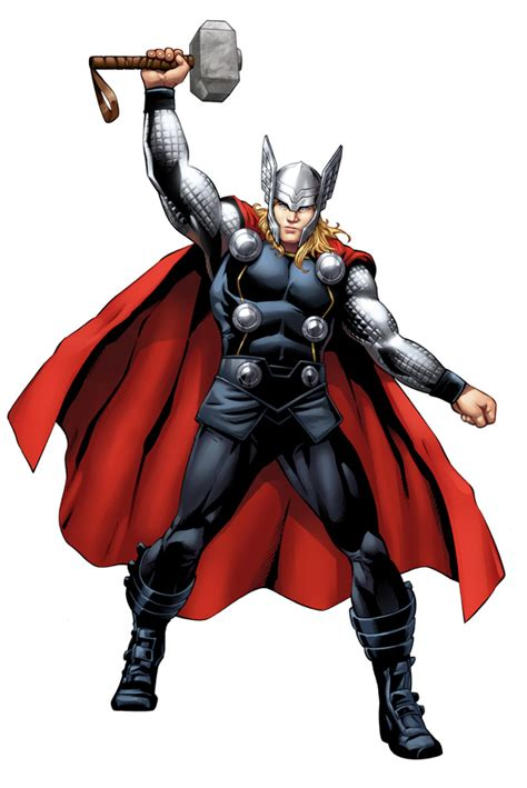 thor colors by splicer on deviantart