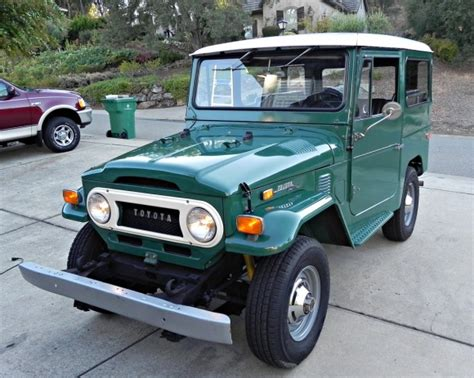 Toyota Fj 40 For Sale Toyota Land Cruiser Fj40 Photos 10 On Better Parts Ltd