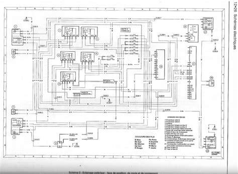 Tableau Electrique 4 Rangées 1988 by Pb 233 Lectrique Sur Ford Transit 1997 2 5 D Ford