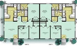 Manufactured Duplex Floor Plans Modular Duplexes Oak Creek Homes Manufactured Homes