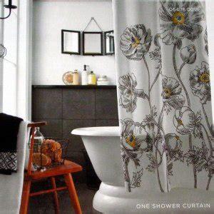 black white yellow shower curtain target home yellow sketch floral black white fabric shower