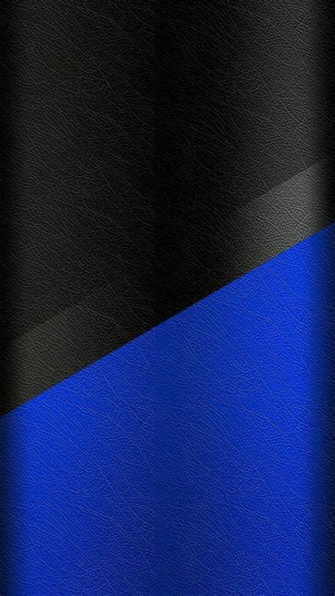 pattern black and blue dark s7 edge wallpaper 02 black and blue leather pattern