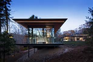 modern glass houses modern wood house wood and glass house modern house glass