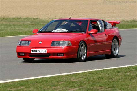1985   1990 Renault Alpine GTA V6 Turbo   Images
