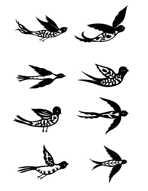 Birds Tattoos For You Pictures Of Bird Tattoo Designs 3 Birds Designs