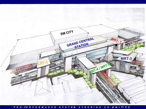 Grand Central Station Floor Plan by Manila Public Transport Page 4 Skyscrapercity