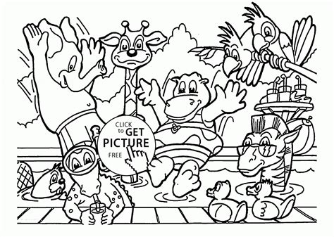 baby wild animals coloring pages coloring pages animals zoo coloring animal pages baby 3