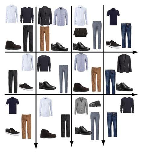 Segiempat Zara Hm Polos Mix quot 15 item capsule wardrobe s business casual quot by