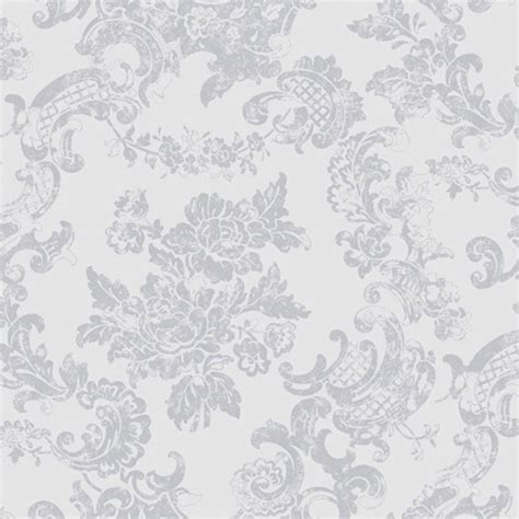 dove grey wallpaper uk coloroll vintage lace wallpaper dove grey m0755